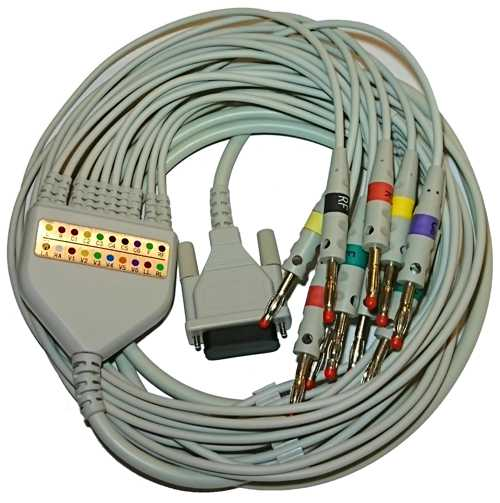 Cable leads 12A-F10-DB15