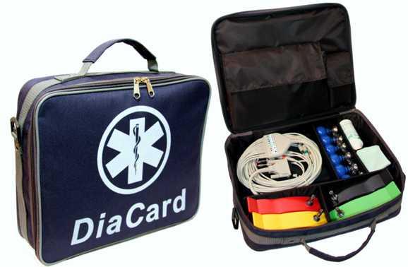 Сумка-укладка «Paramedic. DiaCard»